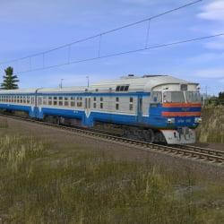 ДР1А-282 с монокабиной