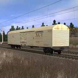 Изотермический вагон