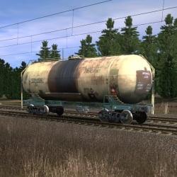 Маленькая цистерна Трансрейл