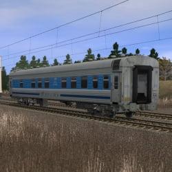 Пассажирский плацкартный вагон ЮНОСТЬ