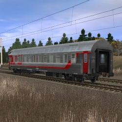 Пассажирский спальный вагон Донецк - Берлин