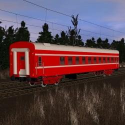 Пожарный пассажирский вагон №1