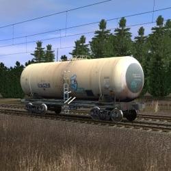 Цистерна для перевозки бензина