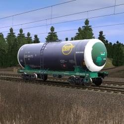 Цистерна ДВТГ для перевозки бензина
