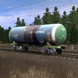 Цистерна КапиталТранс для перевозки бензина и нефти
