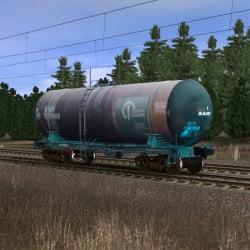 Цистерна Первая Грузовая Компания для перевозки бензина и нефти 2