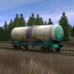 Цистерна Первая Грузовая Компания для перевозки нефтепродуктов