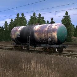 Цистерна Русский Мир для перевозки бензина