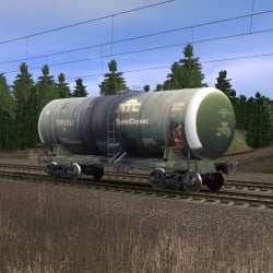 Цистерна ТрансСервис для перевозки бензина и нефти