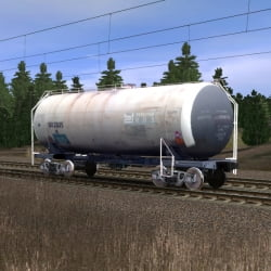 Цистерна Уфимский НПЗ для перевозки бензина 2