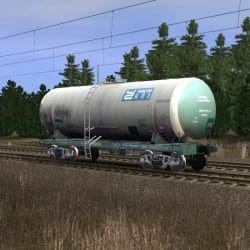 Цистерна Уфимский НПЗ для перевозки бензина