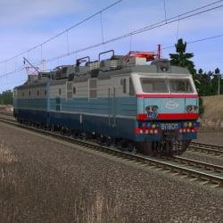 ВЛ80М-1407