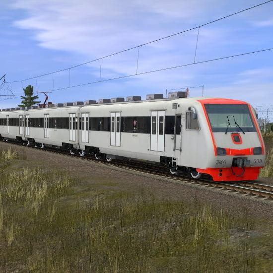 ЭМ4 008