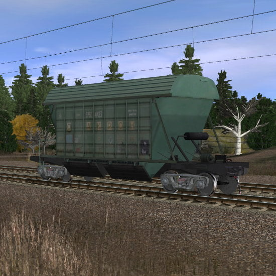 Большой зелёный хоппер АКРОН