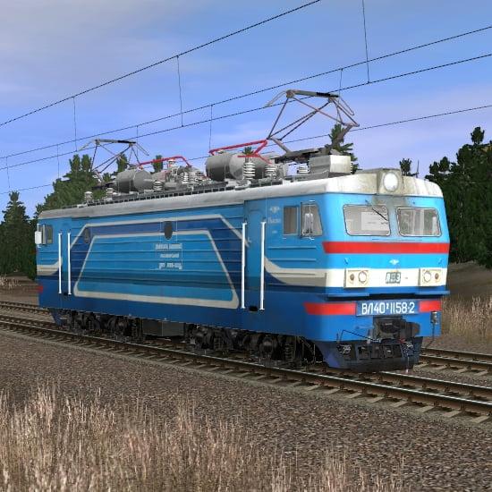 ВЛ40у-1158-2