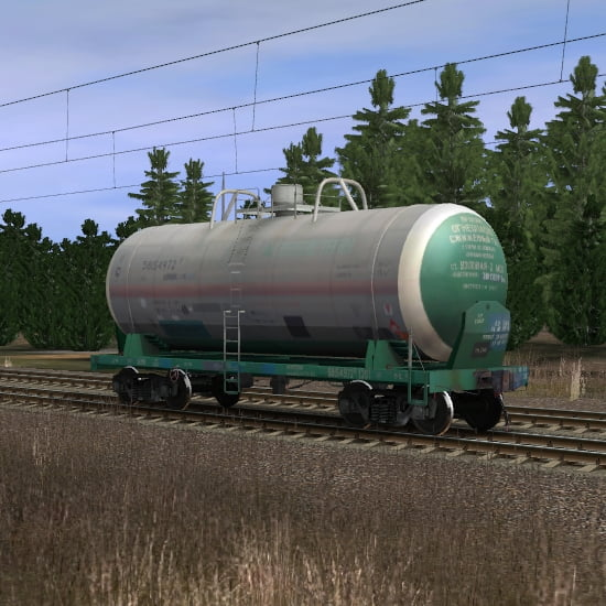 Цистерна для перевозки сжиженного газа 2