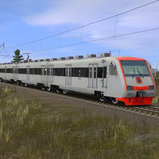 ЭМ4 009